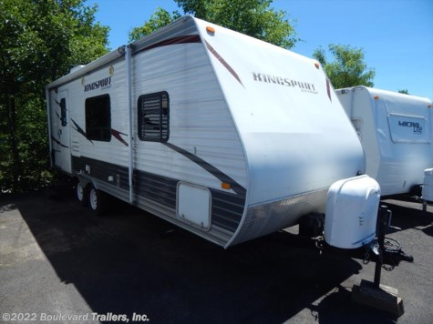 Used 2010 Gulf Stream Kingsport 23 RBS For Sale by Boulevard Trailers, Inc. available in Whitesboro, New York