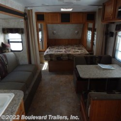 Boulevard Trailers, Inc. 2010 Kingsport 23 RBS  Travel Trailer by Gulf Stream | Whitesboro, New York