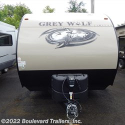 New 2018 Forest River Grey Wolf 25RL For Sale by Boulevard Trailers, Inc. available in Whitesboro, New York