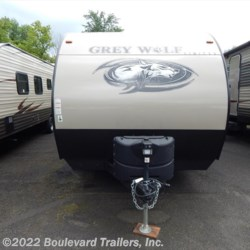 New 2017 Forest River Cherokee Grey Wolf 29BH For Sale by Boulevard Trailers, Inc. available in Whitesboro, New York