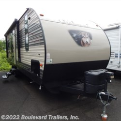 New 2017 Forest River Cherokee 244JR For Sale by Boulevard Trailers, Inc. available in Whitesboro, New York