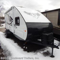 2018 Travel Lite Falcon F-24BH  - Travel Trailer New  in Whitesboro NY For Sale by Boulevard Trailers, Inc. call 315-217-5542 today for more info.