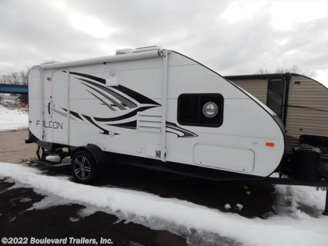 New 2019 Travel Lite Falcon F-24BH For Sale by Boulevard Trailers, Inc. available in Whitesboro, New York