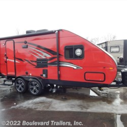 New 2018 Travel Lite Falcon F-23RB For Sale by Boulevard Trailers, Inc. available in Whitesboro, New York