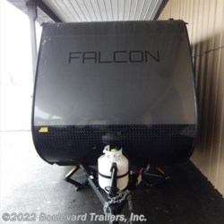 2018 Travel Lite Falcon FL-14  - Travel Trailer New  in Whitesboro NY For Sale by Boulevard Trailers, Inc. call 315-736-5851 today for more info.