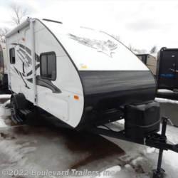2019 Travel Lite Falcon F-20  - Travel Trailer New  in Whitesboro NY For Sale by Boulevard Trailers, Inc. call 315-217-5542 today for more info.