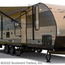 Stock Image for 2018 Forest River Cherokee 234VFK (options and colors may vary)