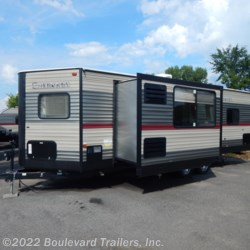Boulevard Trailers, Inc. 2018 Cherokee 234VFK  Travel Trailer by Forest River | Whitesboro, New York