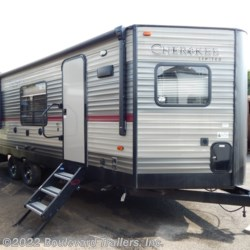 New 2018 Forest River Cherokee 234VFK For Sale by Boulevard Trailers, Inc. available in Whitesboro, New York