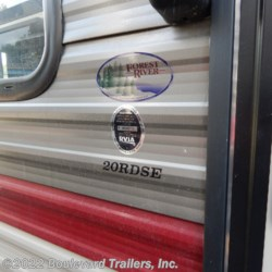 Boulevard Trailers, Inc. 2020 Grey Wolf 20RDSE  Travel Trailer by Forest River | Whitesboro, New York