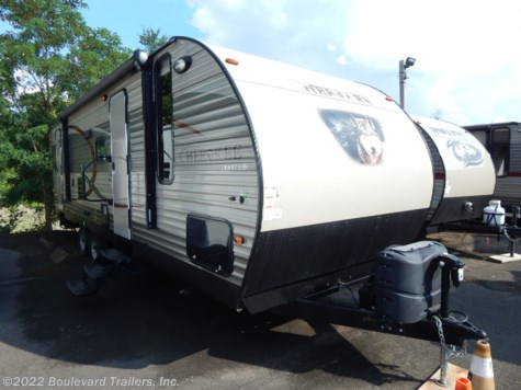 Used 2015 Forest River Cherokee 274DBH For Sale by Boulevard Trailers, Inc. available in Whitesboro, New York