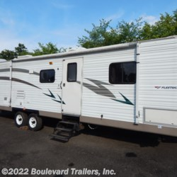 2006 Fleetwood Mallard 310 2 BDS  - Travel Trailer Used  in Whitesboro NY For Sale by Boulevard Trailers, Inc. call 315-217-5542 today for more info.