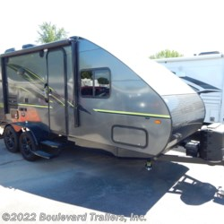 2019 Travel Lite Falcon 24RBK  - Travel Trailer New  in Whitesboro NY For Sale by Boulevard Trailers, Inc. call 315-217-5542 today for more info.