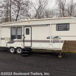 Boulevard Trailers, Inc. 1997 732RKS  Fifth Wheel by Carri-Lite | Whitesboro, New York