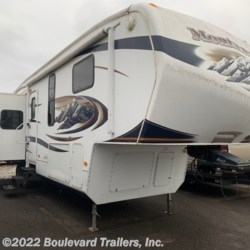 Used 2009 Keystone Montana 3455SA For Sale by Boulevard Trailers, Inc. available in Whitesboro, New York