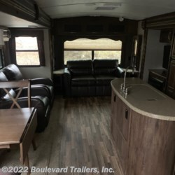 Boulevard Trailers, Inc. 2016 Cougar XLite 30RLI  Travel Trailer by Keystone | Whitesboro, New York