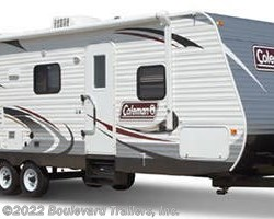 Stock Image for 2013 Coleman Expedition CTS262BH (options and colors may vary)