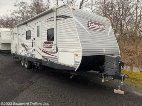 Used 2013 Coleman Expedition CTS262BH For Sale by Boulevard Trailers, Inc. available in Whitesboro, New York