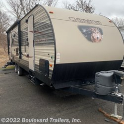 Used 2016 Forest River Cherokee 264L For Sale by Boulevard Trailers, Inc. available in Whitesboro, New York