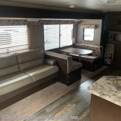 2016 Forest River Cherokee 264L  - Travel Trailer Used  in Whitesboro NY For Sale by Boulevard Trailers, Inc. call 315-217-5542 today for more info.