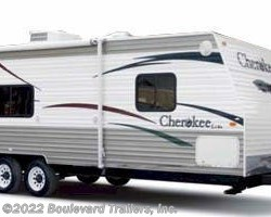 Stock Image for 2008 Forest River Cherokee 28L (options and colors may vary)