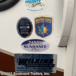 Boulevard Trailers, Inc. 2014 Sundance XLT SD XLT 245RL  Fifth Wheel by Heartland  | Whitesboro, New York