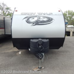 2019 Forest River Cherokee Grey Wolf 26DJSE  - Travel Trailer New  in Whitesboro NY For Sale by Boulevard Trailers, Inc. call 315-217-5542 today for more info.