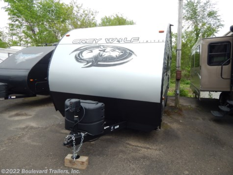 New 2019 Forest River Cherokee Grey Wolf 25RL For Sale by Boulevard Trailers, Inc. available in Whitesboro, New York