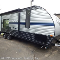 Boulevard Trailers, Inc. 2019 Cherokee Grey Wolf 25RL  Travel Trailer by Forest River | Whitesboro, New York