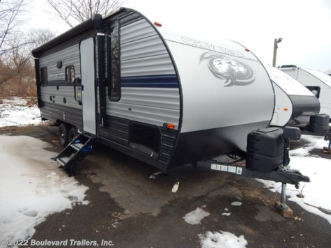 New 2019 Forest River Cherokee Grey Wolf 20RDSE For Sale by Boulevard Trailers, Inc. available in Whitesboro, New York