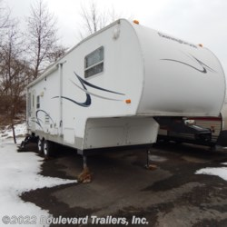 Used 2004 SunnyBrook Solanta 2750 For Sale by Boulevard Trailers, Inc. available in Whitesboro, New York