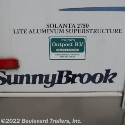 Boulevard Trailers, Inc. 2004 Solanta 2750  Fifth Wheel by SunnyBrook | Whitesboro, New York