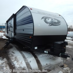 New 2020 Forest River Cherokee 324TS For Sale by Boulevard Trailers, Inc. available in Whitesboro, New York