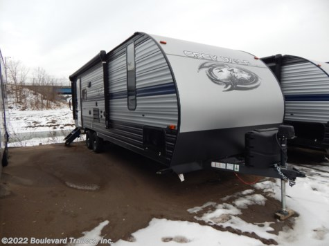 New 2020 Forest River Cherokee Grey Wolf 23MK For Sale by Boulevard Trailers, Inc. available in Whitesboro, New York