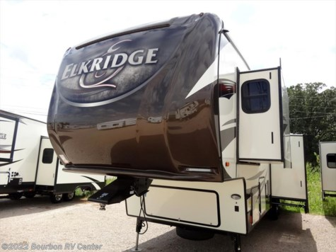 2016 Heartland RV ElkRidge  39MBHS