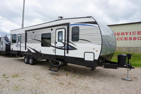 New 2018 Jayco Octane Super Lite 312 For Sale by Bourbon RV Center available in Bourbon, Missouri