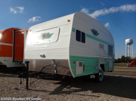 New 2017 Riverside RV Retro 166 For Sale by Bourbon RV Center available in Bourbon, Missouri