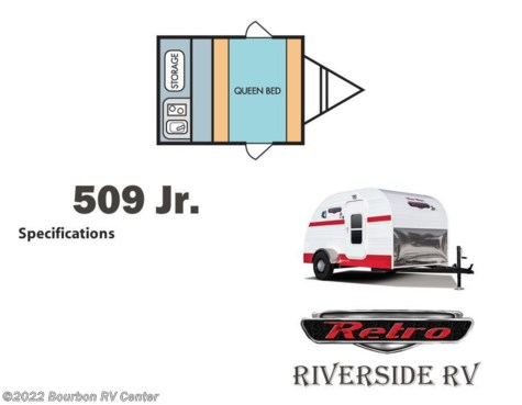 2017 Riverside RV Retro  509