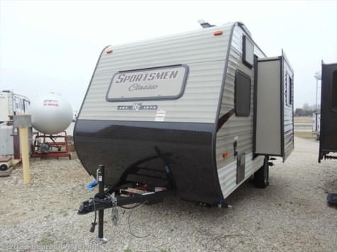 New 2017 K-Z Sportsmen Classic 151RB For Sale by Bourbon RV Center available in Bourbon, Missouri