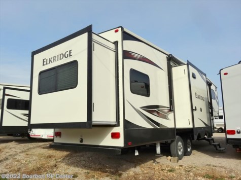 New 2017 Heartland RV ElkRidge 33RSR For Sale by Bourbon RV Center available in Bourbon, Missouri