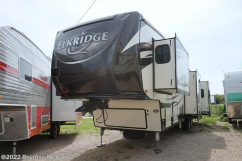 2017 Heartland RV ElkRidge  39 RDFS