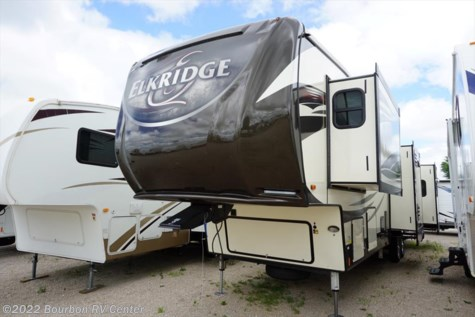New 2017 Heartland RV ElkRidge 39 RDFS For Sale by Bourbon RV Center available in Bourbon, Missouri