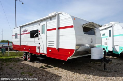 New 2018 Riverside RV Retro 285FK For Sale by Bourbon RV Center available in Bourbon, Missouri