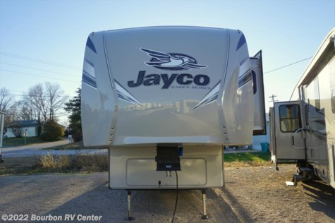 New 2018 Jayco Eagle 317RLOK For Sale by Bourbon RV Center available in Bourbon, Missouri