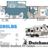 2018 Dutchmen Denali 280LBS (by Keystone RV)  - Fifth Wheel New  in Bourbon MO For Sale by Bourbon RV Center call 800-343-5795 today for more info.