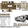 2018 Heartland RV ElkRidge ER 35 IKOK  - Fifth Wheel New  in Bourbon MO For Sale by Bourbon RV Center call 800-343-5795 today for more info.
