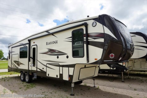 New 2018 Heartland RV ElkRidge ER 35 IKOK For Sale by Bourbon RV Center available in Bourbon, Missouri