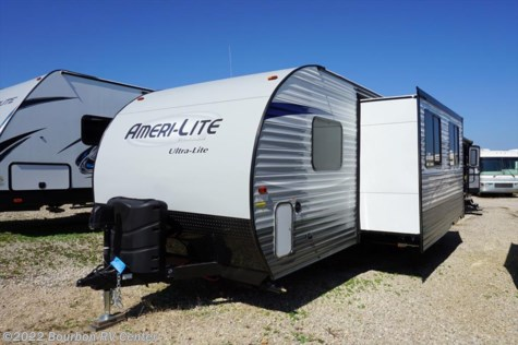 New 2018 Gulf Stream Ameri-Lite 257RB For Sale by Bourbon RV Center available in Bourbon, Missouri