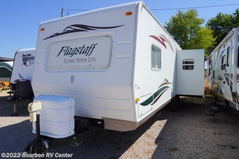 2008 Forest River Flagstaff Super Lite/Classic  831RLSS