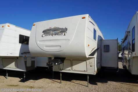Used 2005 Gulf Stream Conquest 24FRBW For Sale by Bourbon RV Center available in Bourbon, Missouri